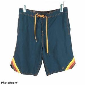 🍄3/45$🍄 OP vintage look swim trunks